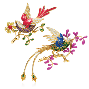 Glittering Fauna – Animal Inspirations from Boucheron, Bulgari, Cartier, Chopard, James de Givenchy and Tifanny & Co.
