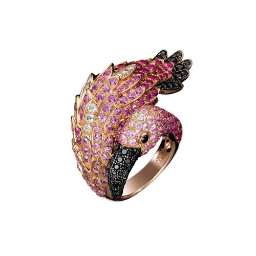 Glittering Fauna Animal Inspirations From Boucheron