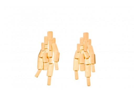 Machu Picchu Earrings