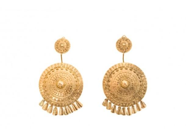 Pachacamac Earrings