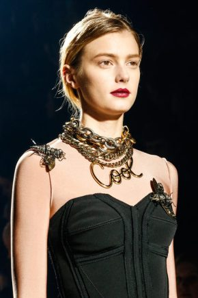 Jewellery Highlights From The Catwalk – Paris Fashion Week A/W 13-14 FEB 26th – MAR 6th