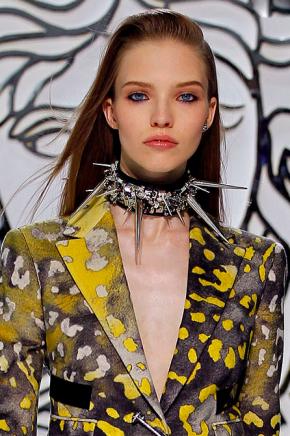 Jewellery Highlights From The Catwalk – Milan Fashion Week A/W 13-14 FEB 20th – FEB25th