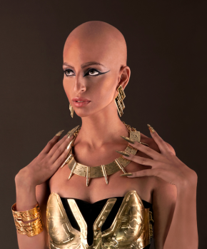 Sabry Marouf – Neo-Pharaonic Jewellery from Cairo