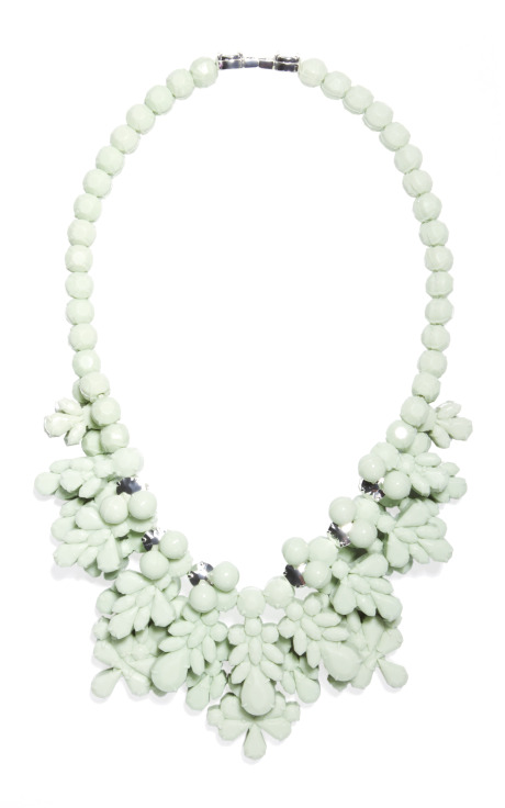 The Fog Green Charleston Necklace