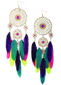 SIX Limited Bhindi Style Earrings | Photography: Beeline Group