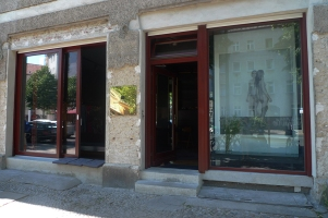 Store entrance | Photography: Agency V/Sabrina Dehoff