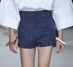 Catwalk Jewellery Highlights – Paris Menswear Week S/S 2014 JUN 26th-30th